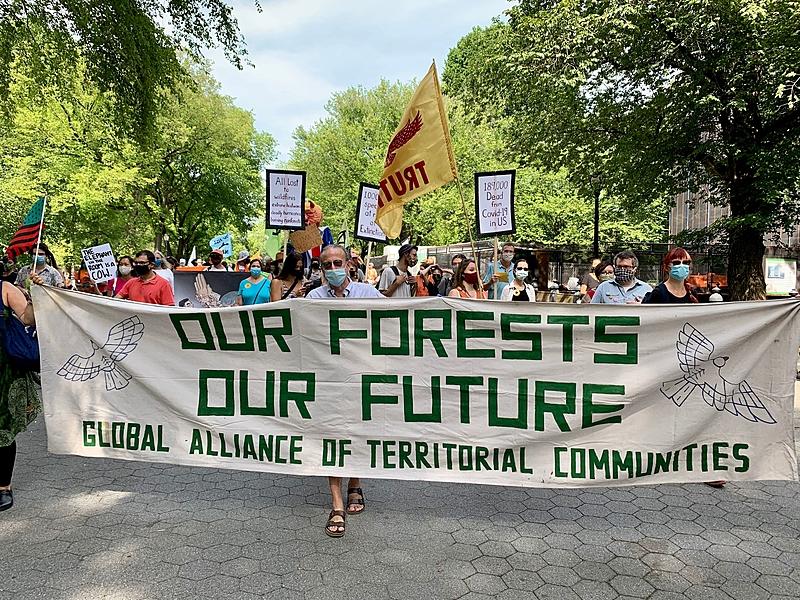 Neste 7 de setembro, protestos contra o governo de Bolsonaro também ocorreram em outros países - Defend Democracy in Brazil - NY