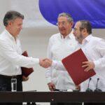 A paz na Colômbia, entre áudios, esfacelamentos e fragmentos