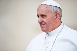 """General Audience with Pope Francis"" by Catholic Church (England and Wales) is licensed under CC BY-NC-SA 2.0"