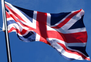 """British flag (Union Jack) in Bangor"" by Iker Merodio 